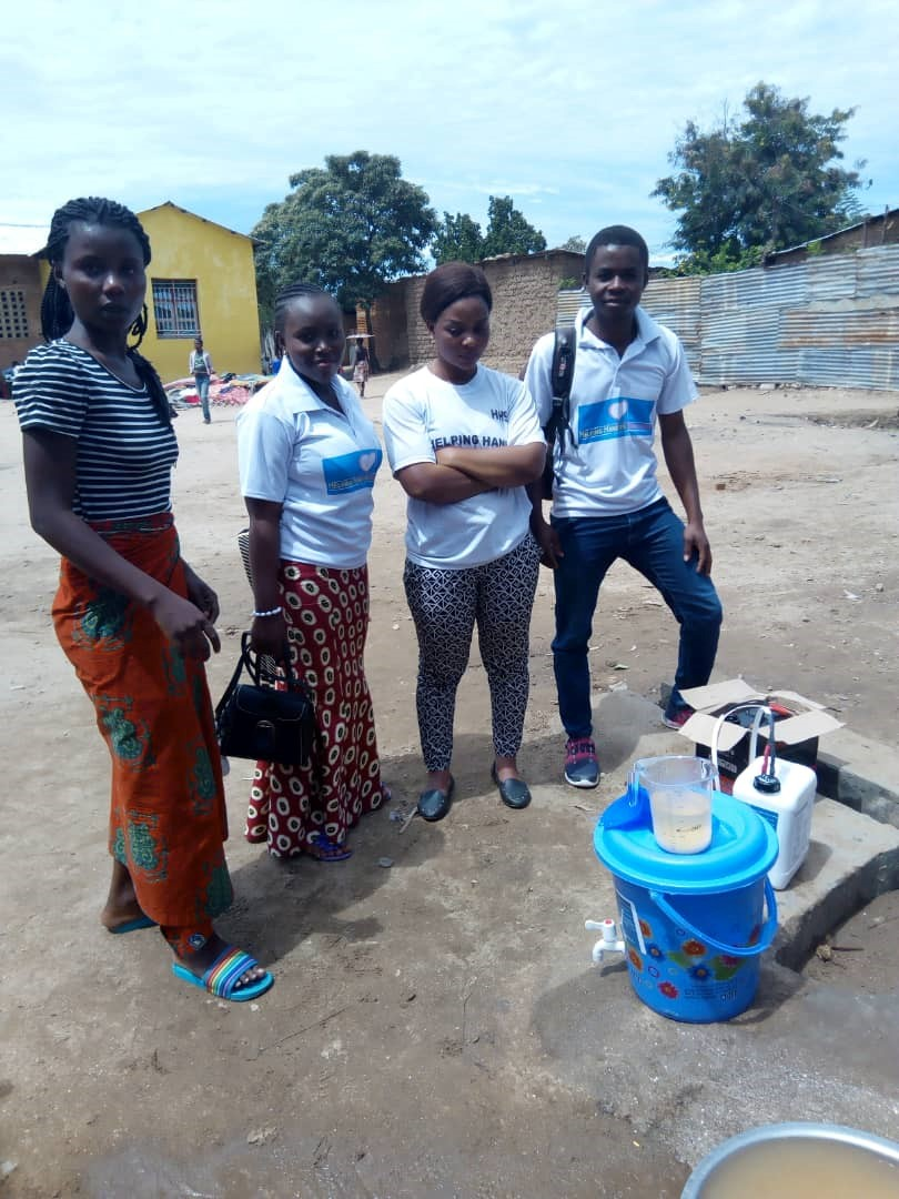 HHS Water Sanitation and Hygiene (WASH) program 2020