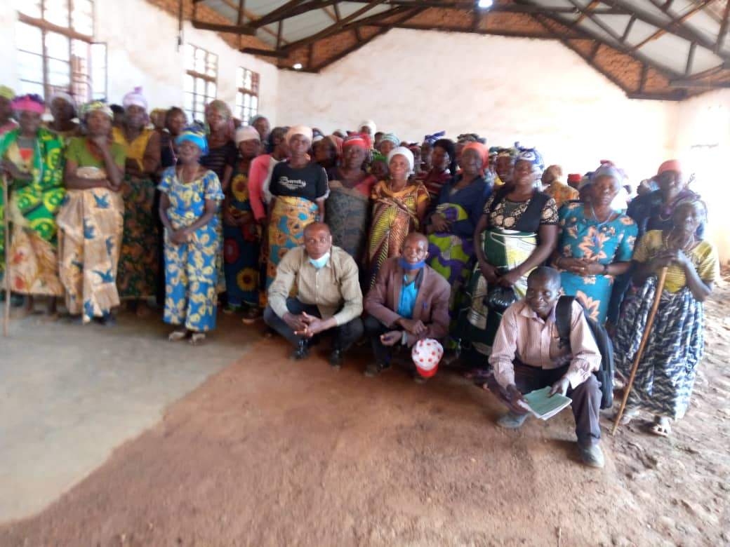 Animal Therapy – Helping Women in the Congo